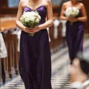 bb2dd0a0dfd Jenny Yoo Dresses - Jenny Yoo Provence Violet Luxe Santung Vera Dress